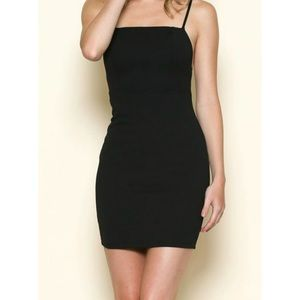 NEW with tags Sole Mio Square Cut Dress!